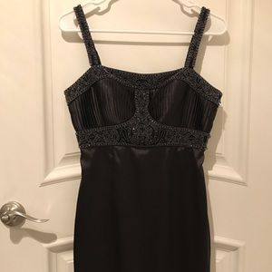 Sue Wong Dresses - Black Beaded Sue Wong Dress
